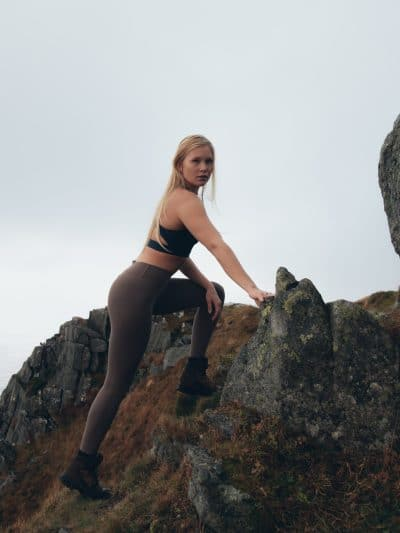 Lilja the Label: our new activewear collection 'North'